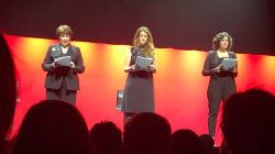 Schiappa, Bachelot et El Khomri ovationnées pour leurs