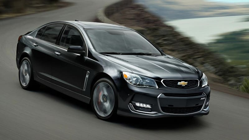 If You Want A New Chevy Ss You D Better Act Fast Autoblog