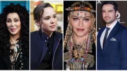 15 famosos internacionales se lanzan contra