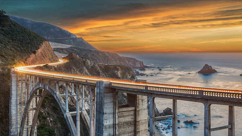 On July 20, Pacific Coast Highway is whole again | Autoblog