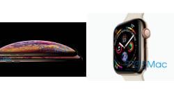 Des images de l'iPhone XS et de l'Apple Watch 4 fuitent quelques jours avant la présentation