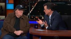 Michael Moore dévoile un extrait de son prochain documentaire sur Donald