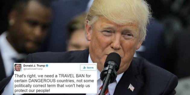 La justice américaine confirme la suspension du décret anti-immigration en s'appuyant sur un tweet de Trump