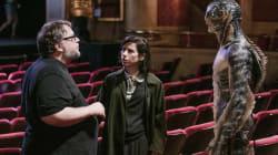 'The Shape of Water' y Guillermo del Toro dominan en los