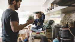 Parents Are Spending More Time With Their Kids, But It's Not The Minutes That