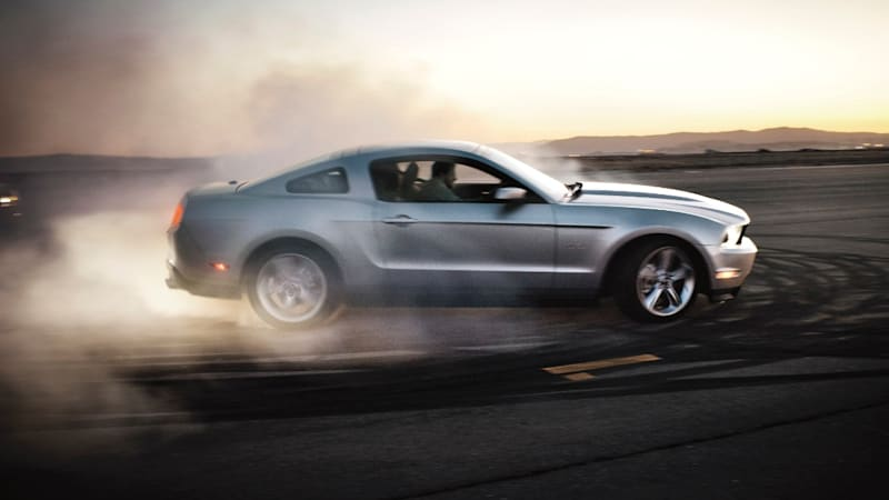ford mustang 2011 recall