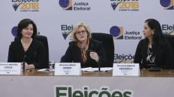 3 mulheres comandam as eleições pela primeira vez no