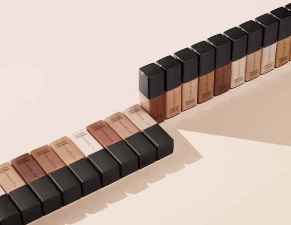 Cover FX launches foundation in 40 diverse shades