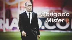 Monaco vire son entraîneur Jardim, son successeur pas encore