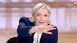 EXCLUSIF - Un an après le débat présidentiel, la popularité de Marine Le Pen reste au fond du