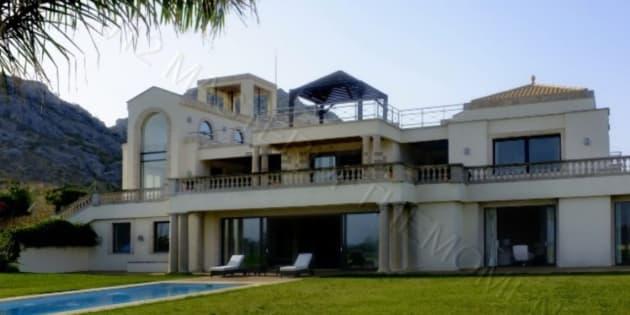 La casa más cara de España tiene ocho habitaciones y nueve baños.