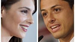 Chicharito y su amor desenfrenado hacia su novia Andrea