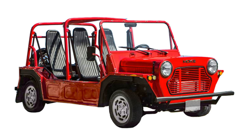 Moke America Plans To Sell Electric Reproductions Of The