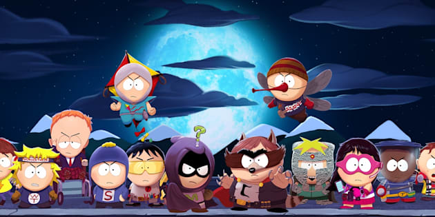 South Park montre ses couleurs