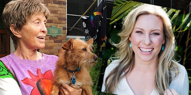 Sharon Sebring said Justine Damond, her son Don's slain fiancee, lived a life of meaning and purpose.