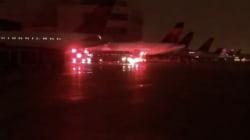L'aéroport le plus fréquenté au monde est resté plongé dans le noir pendant 11