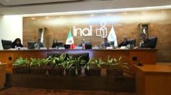 INAI resuelve interponer una acción de inconstitucionalidad contra la Ley de Seguridad
