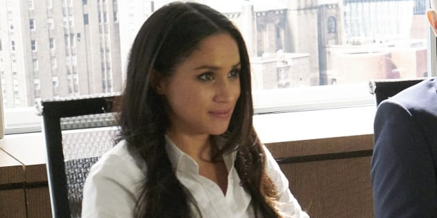 Meghan Markle actuelle duchesse de Sussex pourrait revenir dans la série