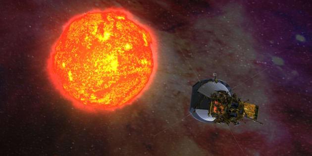La NASA près du Soleil