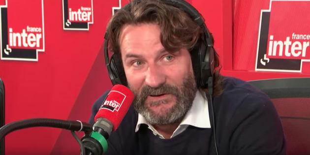 Frédéric Beigbeder quitte France Inter après une chronique complètement loupée