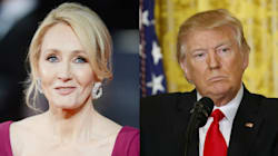 JK Rowling Leads Hilarious Tributes To Trump's Fabricated Swedish Terror