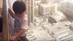 Este niño vive todos los días en una película llena de efectos