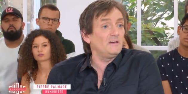 Pierre Palmade se confie sur ses difficultés :