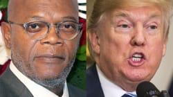 Samuel L. Jackson Shreds 'Mothaf***a' Donald Trump Over Armed Teachers