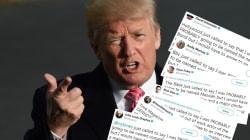 Ce tweet de Trump sur la Une qu'il a refusée au Time vaut le