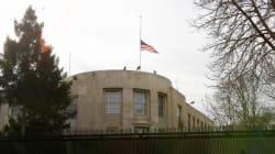 Coups de feu devant l'ambassade américaine à