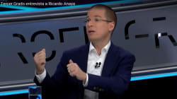 A Ricardo Anaya se le está acabando el