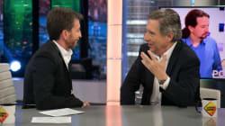 Gabilondo brilla en 'El Hormiguero' con la ácida pregunta que le haría a Mariano Rajoy si le pudiese
