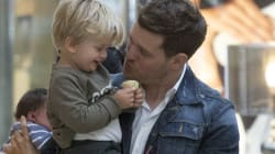 Michael Buble Son 'Progressing Well' In Cancer