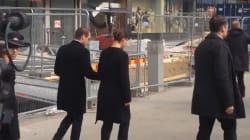 La famille royale suédoise se recueille après l'attaque terroriste de