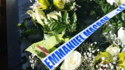 La gerbe de Macron sur la tombe de Roger Hanin ne passe pas
