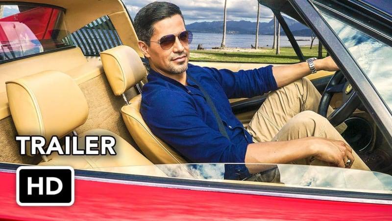 New Magnum P I Trailer Drops Faux Ferrari No Tom