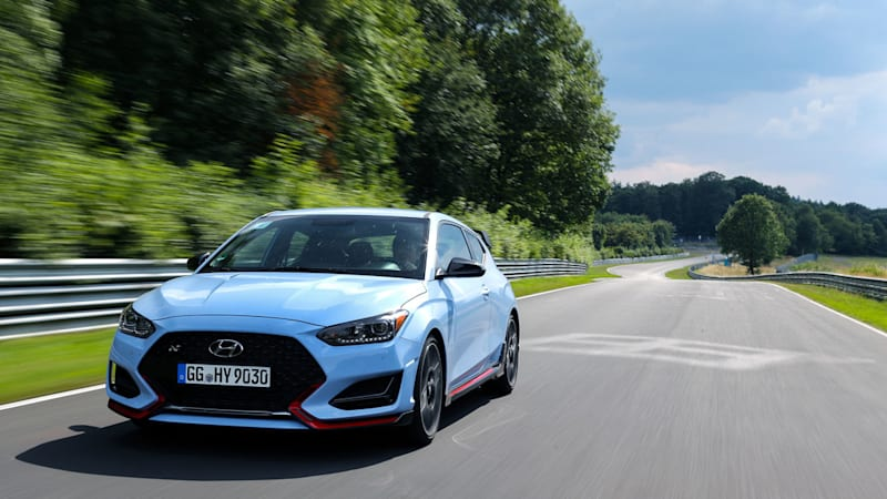 2019 Hyundai Veloster N Pricing Announced Starts At 27 785 Autoblog