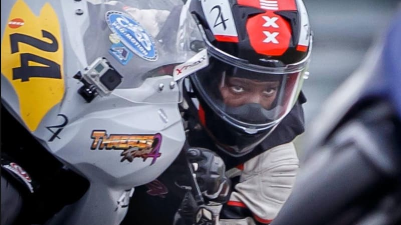 Motorcycle racer SJ Harris, killed on 'Deadpool 2' set, was 'real-life superhero'