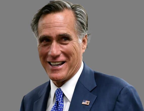 Mitt Romney operates a secret Twitter account