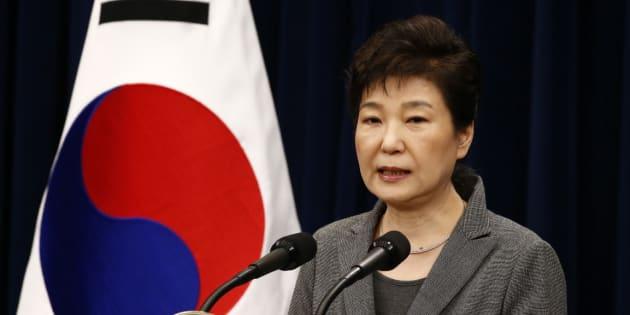 La présidente sud-coréenne Park Geun-Hye destituée part le parlement