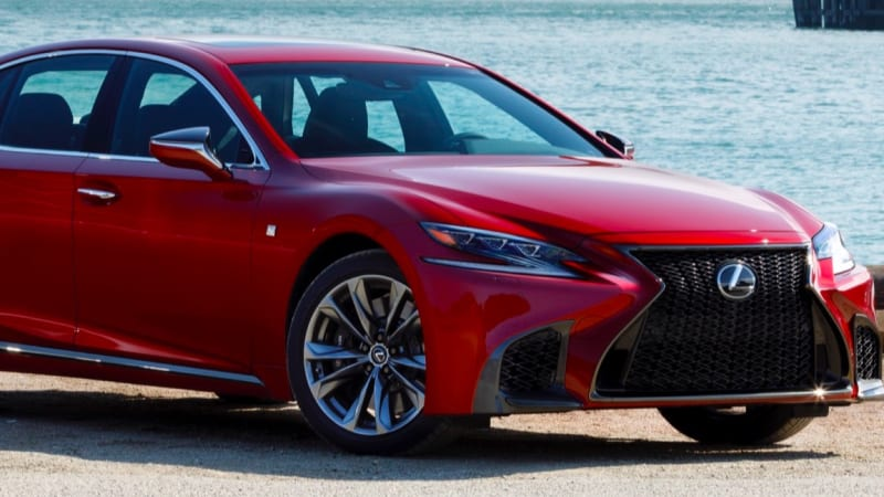 2018 Lexus Ls First Drive Luxury Performance And The Puzzling
