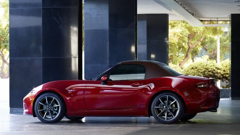 2019 Mazda MX-5 Miata to get 181 horsepower, interior