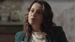 Inés Animadas desvela a quién votó la primera vez que pudo