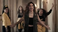 Miriam de 'OT' estrena el videoclip de 'Hay algo en mí', la canción inspirada en 'Vis a