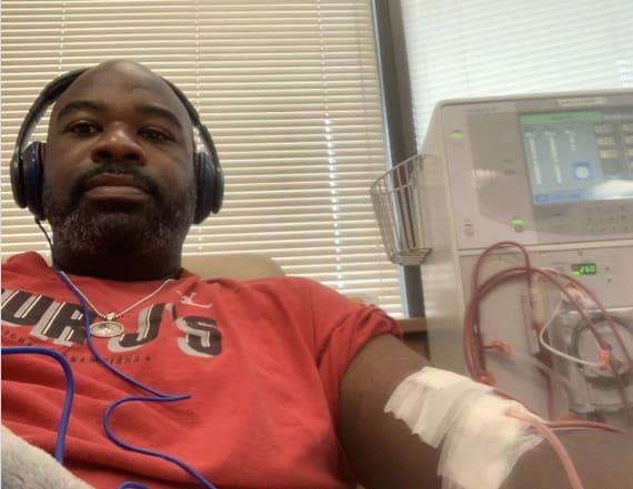 Albert Haynesworth, in need of kidney, posts update