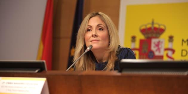 Emma Navarro, actual secretaria general del Tesoro y Política Financiera, en el ministerio de Economía.