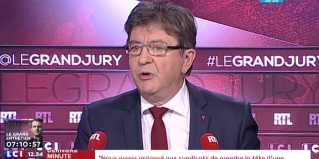 "Mélenchon siffle ""la fin du buzz"" avec Valls."