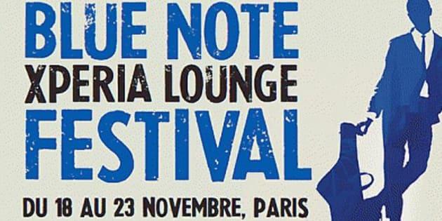 Affiche Blue Note Festival