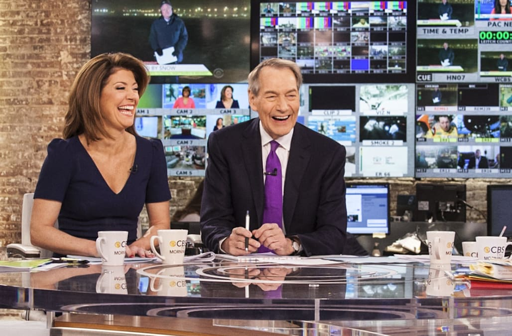 CBS This Morning' ratings have dropped double digits since