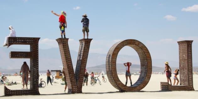 Pourquoi le festival Burning Man a changé ma vie.